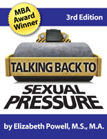 Talking Back to Sexual Pressure book cover